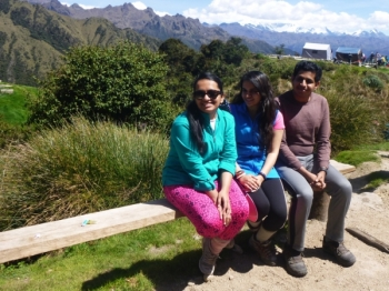 SHAILEE Inca Trail April 30 2016-2