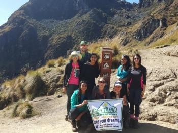 Machu Picchu trip April 30 2016-2