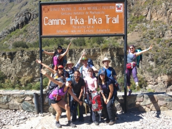 Peru trip April 28 2016