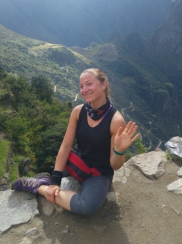 Machu Picchu travel April 28 2016
