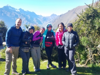 Machu Picchu vacation April 28 2016
