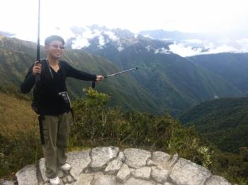 Machu Picchu vacation April 21 2016