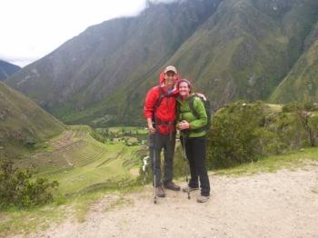 Hannah Inca Trail March 07 2016-2