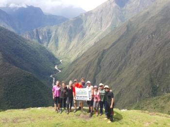 Hannah Inca Trail April 16 2016-2