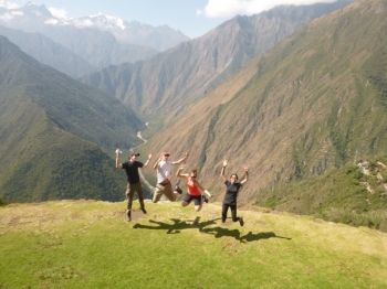 Machu Picchu travel July 24 2016