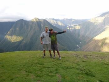 Justin Inca Trail June 17 2016