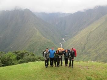 Machu Picchu trip March 25 2016
