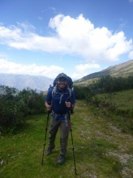 Machu Picchu trip May 03 2016