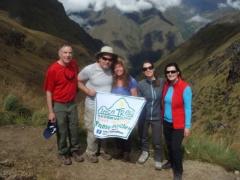 Machu Picchu trip April 22 2016-2