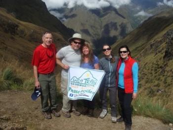 Machu Picchu trip April 22 2016-2