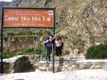Marieke Inca Trail April 15 2016-2
