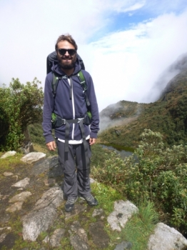 Philippe-Olivier Inca Trail March 17 2016-2