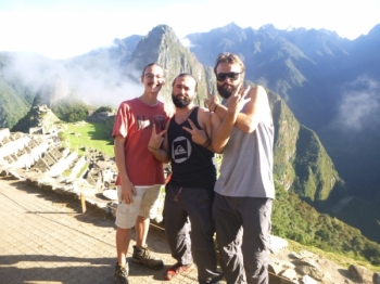 Machu Picchu vacation March 17 2016-2