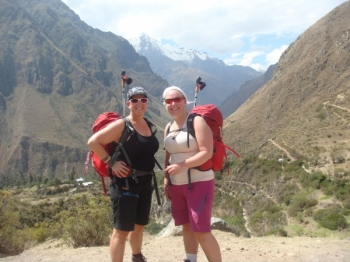 Stephanie Inca Trail August 08 2016