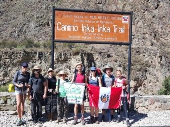 Machu Picchu travel July 14 2016