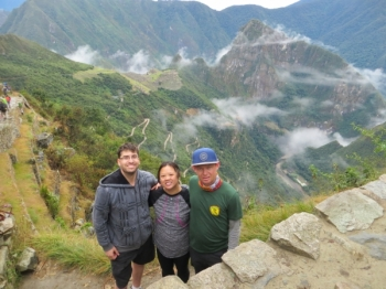 Thanh Inca Trail June 25 2016-2