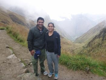 Saylee Inca Trail April 10 2016