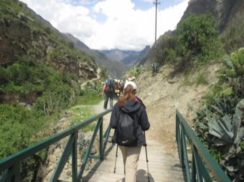 Saleena Inca Trail March 06 2016-1