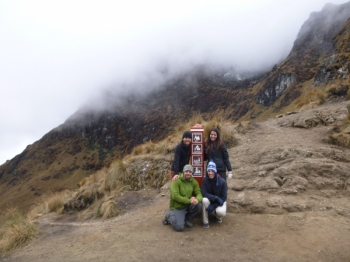 Mali-Skjei Inca Trail June 26 2016-1