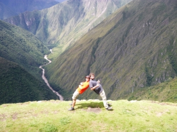 Machu Picchu travel April 16 2016