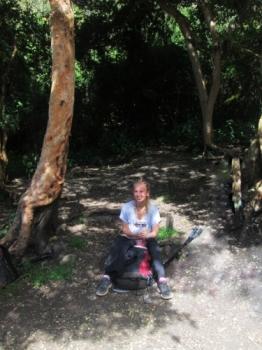 Raffaella Inca Trail March 31 2016-1
