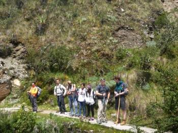 Peru vacation April 18 2016