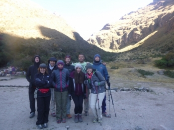 Eva Inca Trail July 01 2016-2