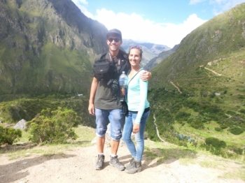 Tommi Inca Trail March 17 2016-2