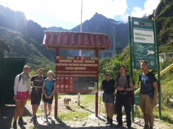 Machu Picchu vacation April 24 2016-2