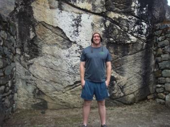 Machu Picchu trip August 17 2016