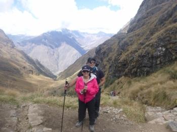 Machu Picchu trip August 23 2016