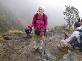 MELANIE Inca Trail September 07 2016-1
