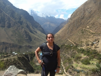 Shilpaben Inca Trail August 08 2016