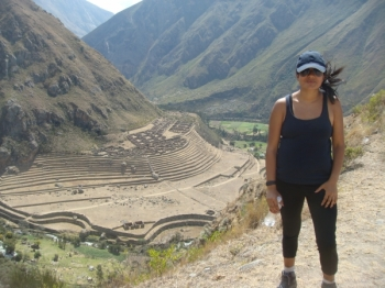 Machu Picchu vacation August 08 2016