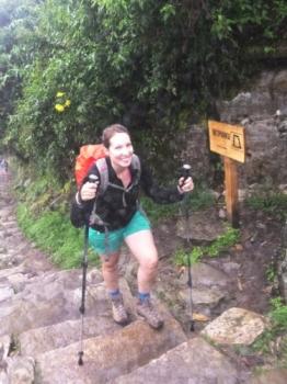 Aline Inca Trail April 10 2016-1