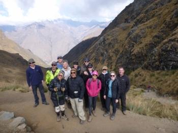 Machu Picchu trip August 14 2016
