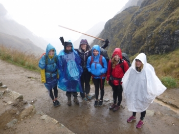Machu Picchu travel April 03 2016
