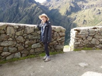 Machu Picchu trip April 09 2016