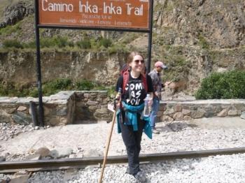 Machu Picchu travel April 09 2016