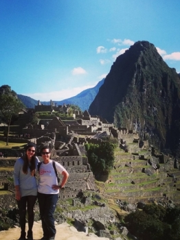 Machu Picchu vacation May 30 2016