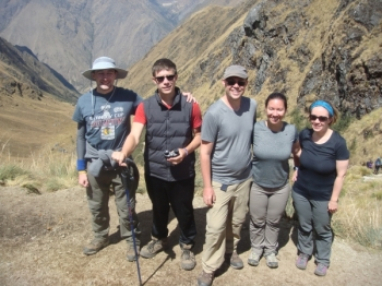 Kelsey Inca Trail August 15 2016-2