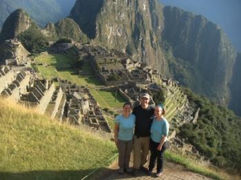Michael Inca Trail August 15 2016