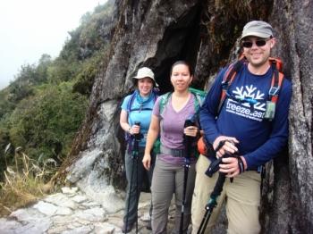 Tara Inca Trail August 15 2016-2