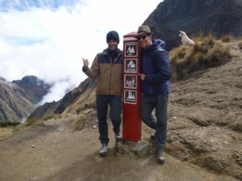 Machu Picchu vacation August 20 2016