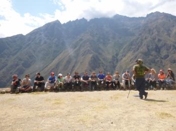Machu Picchu trip August 20 2016