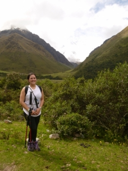 Machu Picchu travel April 20 2016