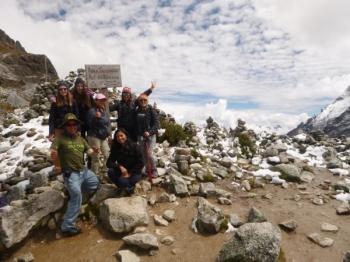 Peru trip April 20 2016