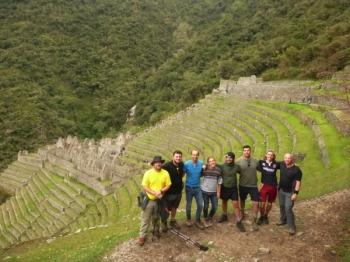 Machu Picchu travel October 24 2016