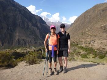 Peru vacation August 14 2016