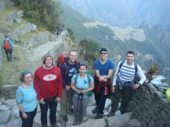 Kiel Inca Trail August 17 2016-2